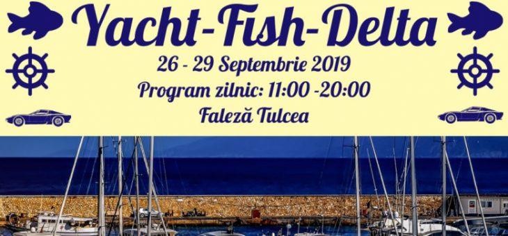 Yacht Fish Delta